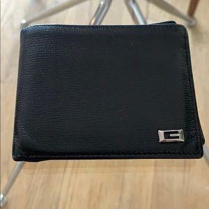 Gucci Calf Leather Bi-Fold Wallet